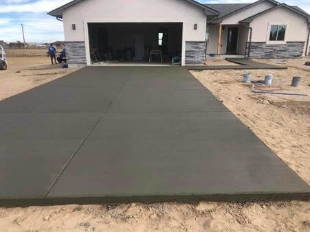 CONCRETE PATIOS CONTRACTOR KUNA ID