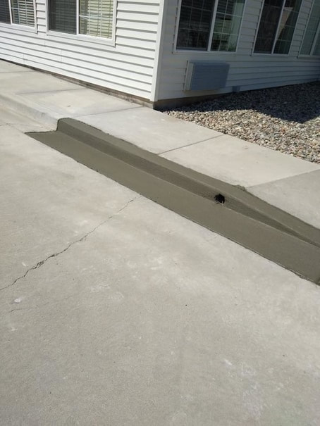 CONCRETE REPAIR KUNA ID